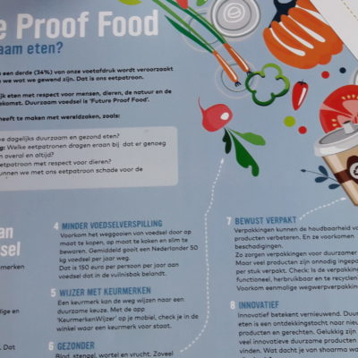 Future proof food principes