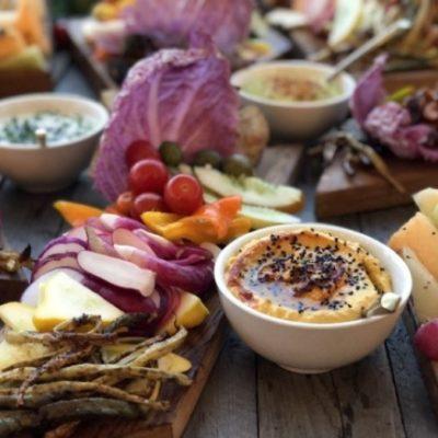 De Trends qua ……catering(?!) voor 2020. Juist nu!